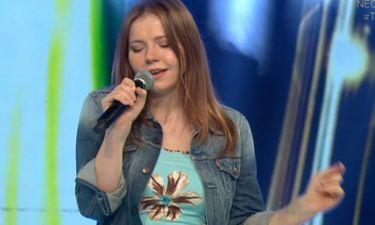 «The Voice»: Εντυπωσίασε η 17χρονη Βερόνικα από την Πολωνία