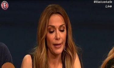 Βανδή: Η ερώτηση δημοσιογράφου που την έκανε μπουρλότο – Ο απίστευτος εκνευρισμός της on camera