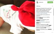 Ζέτα Δούκα: Τα πρώτα Χριστούγεννα με την κόρη της και η φωτό της μικρής