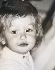 Αυτό το μωρό έγινε ένα από τα αγγελάκια της Victoria's Secret