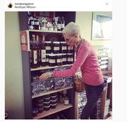 Νανά Καραγιάννη: Πουλά προϊόντα από το… Άγιον Όρος