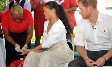Η Rihanna και o πρίγκιπας Harry έκαναν τεστ για HIV