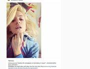 Άνοιξε κι άλλο τα μαλλιά της η Τραϊάνα Ανανία