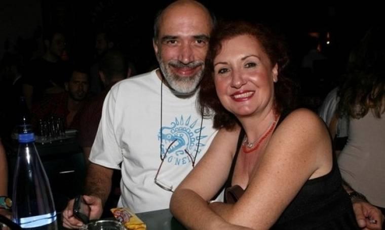 Χάρης Γρηγορόπουλος: «Με τη Φωτεινή είμαστε παντρεμένοι 22 χρόνια»