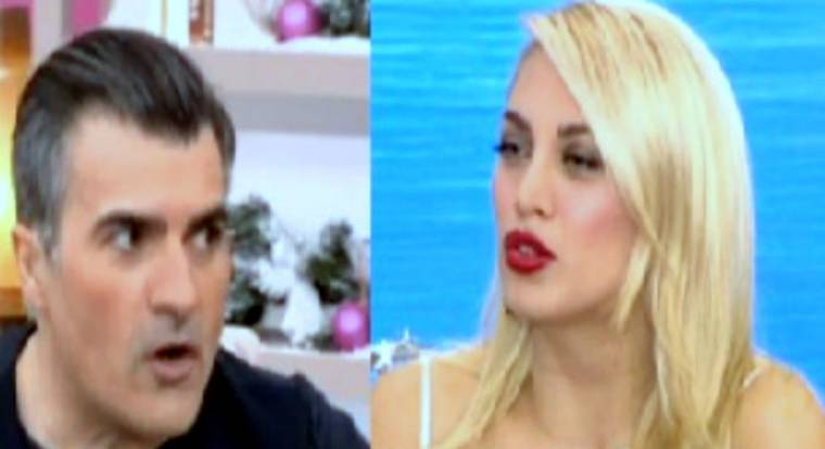 Εκνευρισμένη η Σπυροπούλου προς Σταματόπουλο: «Δεν μου αρέσει καθόλου αυτό που κάνεις»