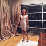 Τατιάνα Στεφανίδου: Η εντυπωσιακή εμφάνισή της σε φιλανθρωπικό γκαλά