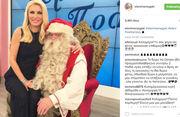 Ελένη Μενεγάκη: Η  φωτογραφία της αγκαλιά με τον… που «έριξε» το Instagram