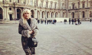 Η Μαρία Μπακοδήμου πήγε Παρίσι!