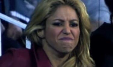 Δείτε την Shakira να… βρίζει στο γήπεδο