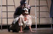 Λένα Αρώνη: Με την κόρη της σε θεατρική πρεμιέρα