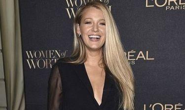 Blake Lively: Τα κιλά της εγκυμοσύνης και η μεγάλη αλλαγή στη ζωή της