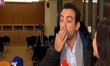 Στρίβειν δια της ερώτησης ο Τανιμανίδης! Τι απάντησε όταν τον ρώτησαν για τον Μαυρίδη;