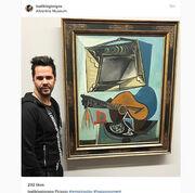 Ο Τσαλίκης και ο… Picasso