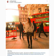 Αναστάτωσε το Λονδίνο η…