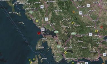 Σεισμός στην Πρέβεζα