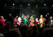 The Christmas Factory: Το έναυσμα των φετινών Χριστουγέννων δόθηκε με μία λαμπερή τελετή έναρξης