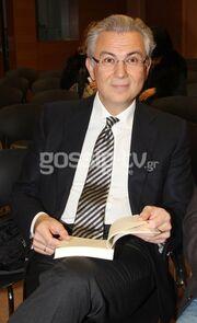 Κώστας Χαρδαβέλλας: Παρουσίασε το βιβλίο του