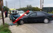 Τροχαίο ατύχημα για τον Ρένο Χαραλαμπίδη