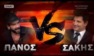 Πολύ γέλιο! The Voice: Ρουβάς-Μουζουράκης μονομάχησαν για να την αποκτήσουν- Ποιον διάλεξε;