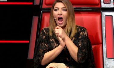 The Voice: «Κάγκελο» η Παπαρίζου. Ζήτησε… συγγνώμη από τον παίκτη
