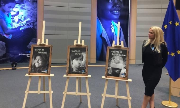 Λαμπρή εκδήλωση της Unicef στο Ευρωπαϊκό Κοινοβούλιο με οικοδέσποινα την Μαρί Κυριακού