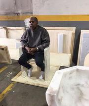Η πρώτη δημόσια εμφάνιση του Kanye West μετά την κατάρρευση και τις φήμες για το  διαζύγιο