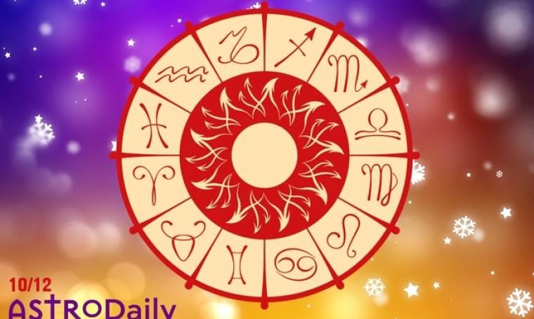 Ημερήσιες προβλέψεις για όλα τα ζώδια για το Σάββατο 09/12