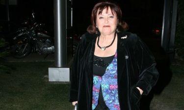 Μάγδα Τσαγγάνη: Φτιάχνει βαλίτσες για Κύπρο