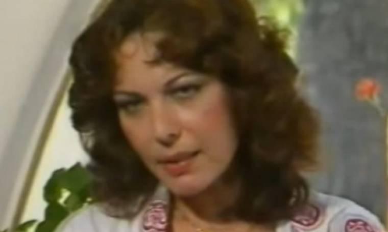 Θυμάστε την Τέτη Σχοινάκη; Τι κάνει σήμερα η ηθοποιός;