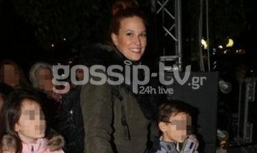 Η Σίσσυ Χρηστίδου χαμογελά ξανά μετά την τραγική απώλεια του τρίτου παιδιού της! (φωτό)