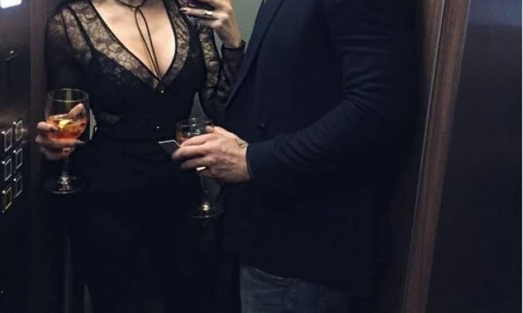 Η selfie στο ασανσέρ γνωστού ζευγαριού της ελληνικής σόουμπιζ
