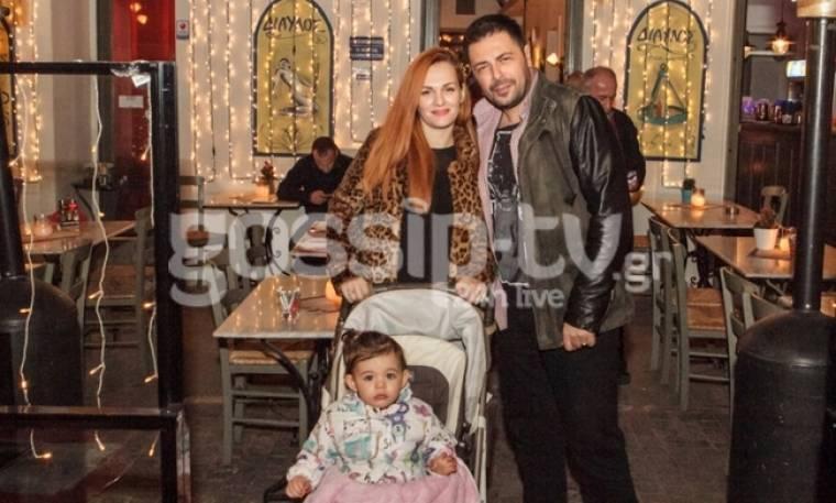 Χειμωνέτος-Μουρτζάκη: Βάφτισαν την κόρη τους πριν λίγο καιρό και ετοιμάζονται να ξαναγίνουν γονείς!