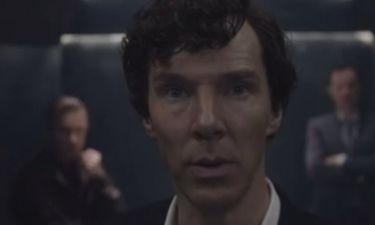 Ο Sherlock επιστρέφει… Δείτε το trailer