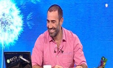 Ο Αντώνης Κανάκης μιλά πρώτη φορά για την γέννηση της κόρης του