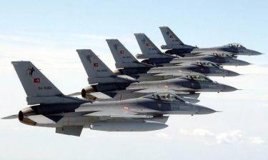 Πόλεμος νεύρων στο Αιγαίο: Οι Τούρκοι δοκιμάζουν την υπομονή των πιλότων μας