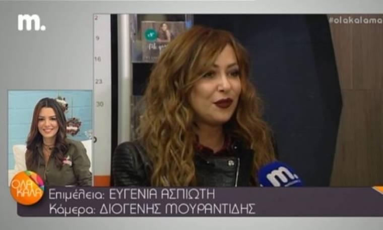 Μελίνα Ασλανίδου: Αυτός είναι ο λόγος που δεν είναι στο Rising Star!