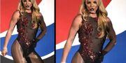 Η Britney Spears με τα απολύτως απαραίτητα στην σκηνή (φωτο)