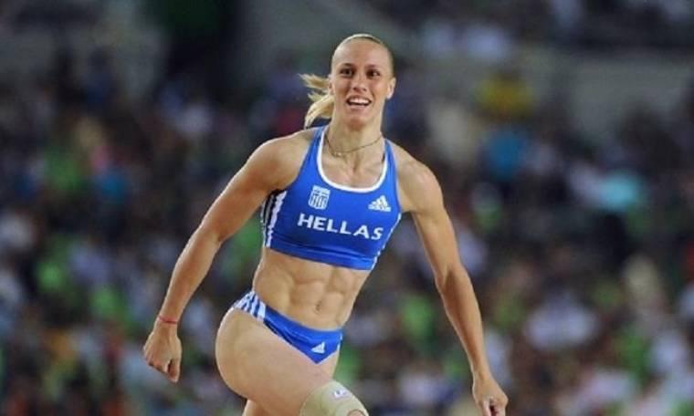 Κυριακοπούλου: «Έμεινα έγκυος αμέσων μόλις επέστρεψα από τους Ολυμπιακούς Αγώνες του Ρίο»