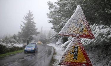 Η ΕΜΥ προειδοποιεί – Έρχονται σε λίγες ώρες χιόνια στην Αττική - Πού και πότε θα χιονίσει
