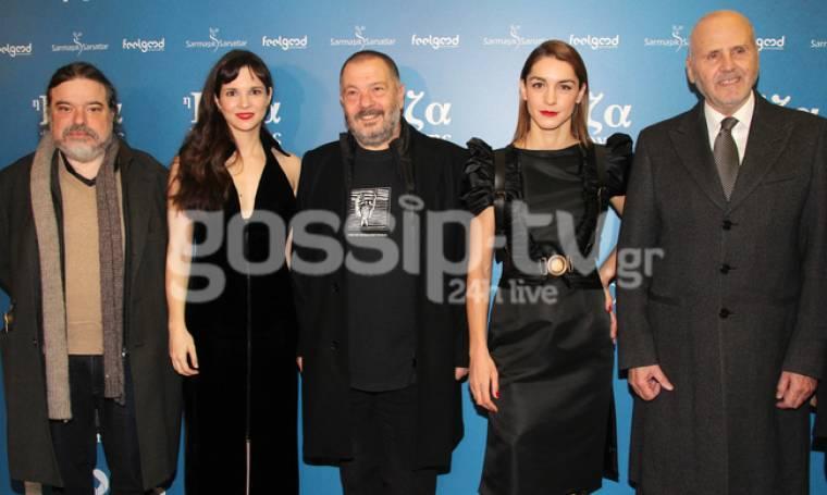 Η επίσημη προβολή της ταινίας «Η Ρόζα της Σμύρνης»