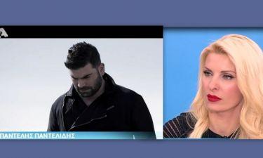 «Ελένη» για το νέο βίντεο κλιπ του Παντελίδη:«Είναι ανατριχιαστικό, είναι σα να τον έχεις δίπλα σου»