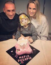 Έλενα Ασημακοπούλου – Μπρούνο Τσιρίλο: Τα γενέθλια της κόρης τους και το συγκινητικό μήνυμα