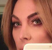 Ουπς! Η Στεφανίδου έβγαλε την πιο κοντινή της selfie