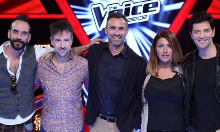 The Voice: Άγγιξε το 54,5% το σόου του ΣΚΑΪ
