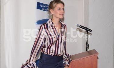 Η Tatiana Blatnik παρουσίασε το βιβλίο της