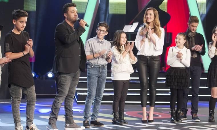 Junior Music Stars: Τα μικρά αστέρια παίρνουν θέση πάνω στη σκηνή ως ομάδες