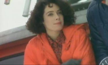 Δείτε την μαυρομάλλα από το video clip του Last Christmas 32 χρόνια μετά!
