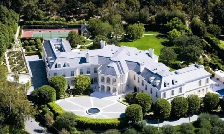 Το νέο παλάτι των Beckham