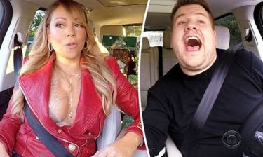 Mariah Carrey και James Corden τραγουδούν… «All I want for Christmas is you»