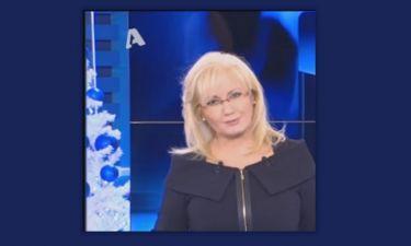 Ενοχλημένη η Νικολούλη: «Αυτή είναι η τελευταία εκπομπή όχι μόνο για το 2016 αλλά και για…»